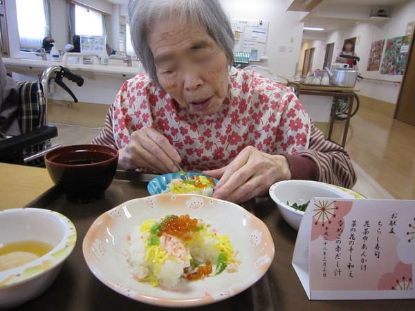 ⑥食べやすいように小皿にうつしますね.JPG